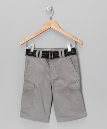 Nickel Cargo Shorts - Toddler & Boys