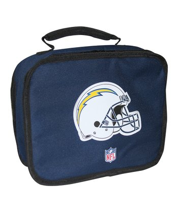 Navy San Diego Chargers Lunch Break Lunch Box