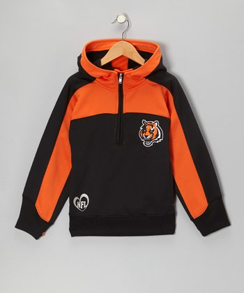 Cincinnati Bengals Active Hooded Pullover - Girls