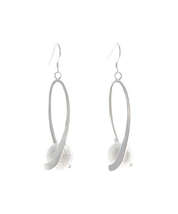 Silver Catalina Earrings