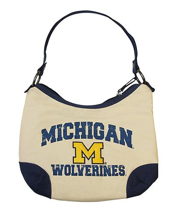 Michigan Wolverines Game Plan Satchel