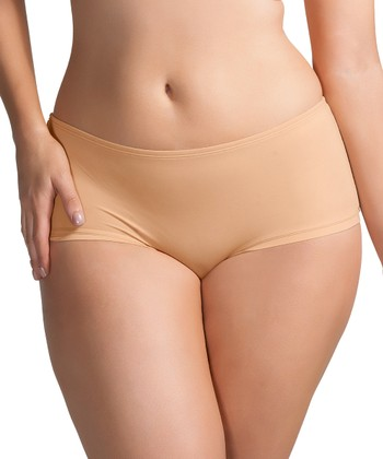 Nude Smoothing Boyshorts - Women & Plus
