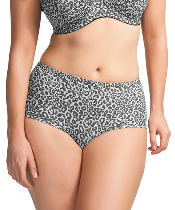 Snow Leopard Asia Boyshorts - Women & Plus