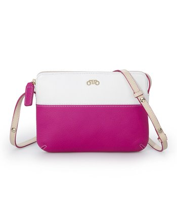 Pink Girlfriend Shoulder Bag