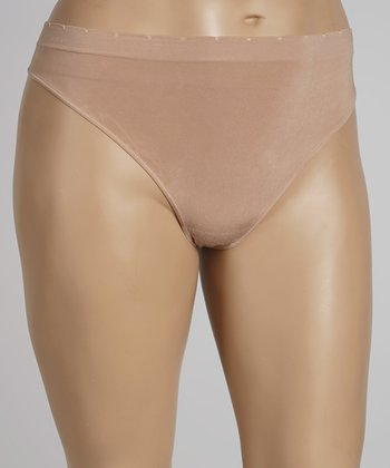 Nude Shaper Thong - Plus