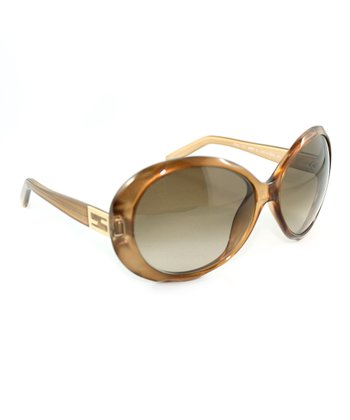 Tobacco Flare Sunglasses