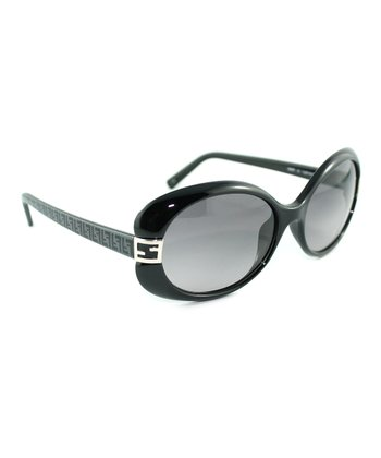Black & Silver Sunglasses