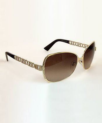 Gold Beauty Sunglasses