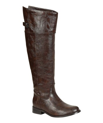 Light Brown Rider Boot