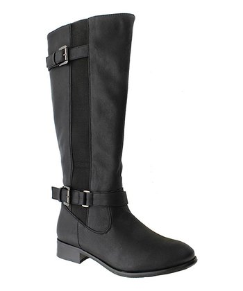 Black Emerson 3 Boot