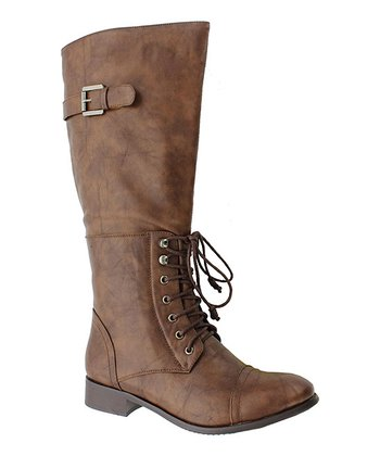 Brown Emerson 6 Boot