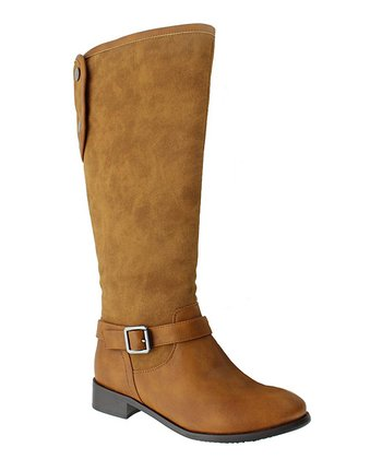Tan Emerson 5 Boot