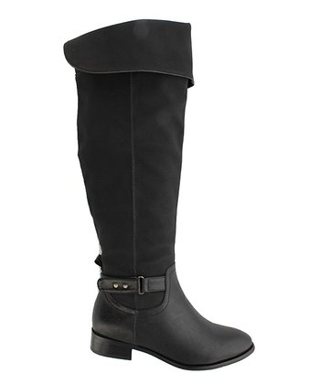 Black Emerson Boot