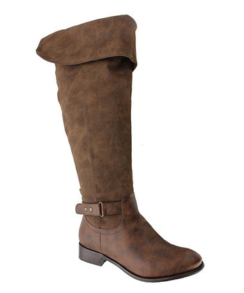 Brown Emerson Boot