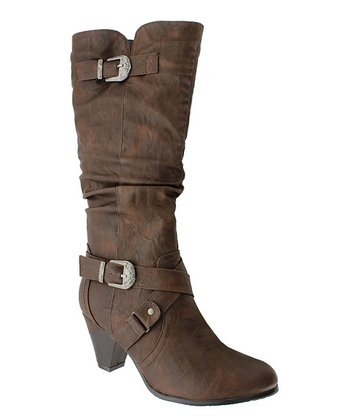 Brown Rosina Boot