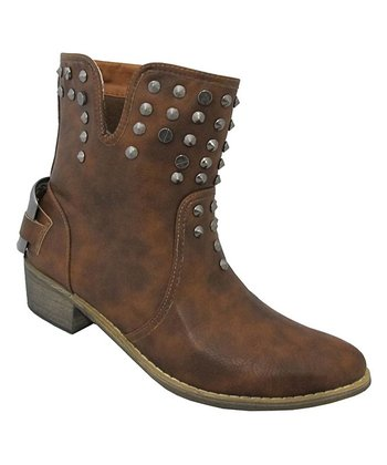 Rust Janne Ankle Boot