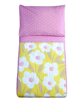 Field of Flowers Toddler Bedding Set