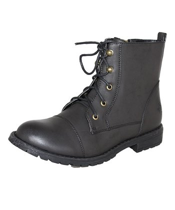 Black Pointer Boot