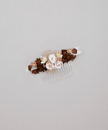 Brown Rose Comb