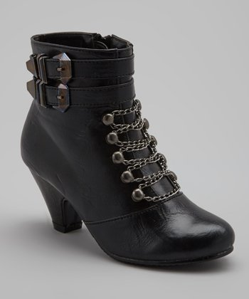 Black Ashley Boot