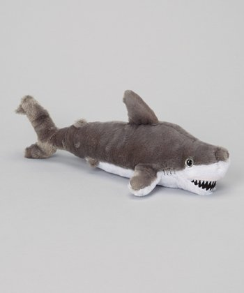 32'' Great White Shark Plush Toy