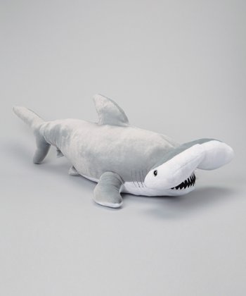 32'' Hammerhead Shark Plush Toy