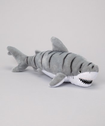 Tiger Shark Plush Toy