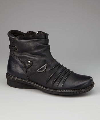 Black Plum 2-Mira Boot