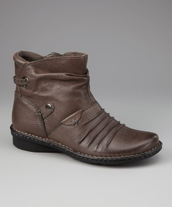 Stone Gray Plum 2-Mira Boot