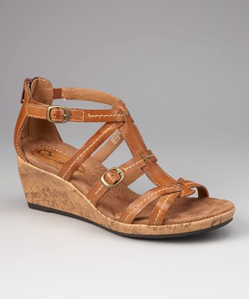 Alpaca-2 Gallop Wedge Sandal
