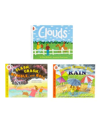 Weather Paperback Set