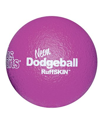 Purple Neon Dodgeball