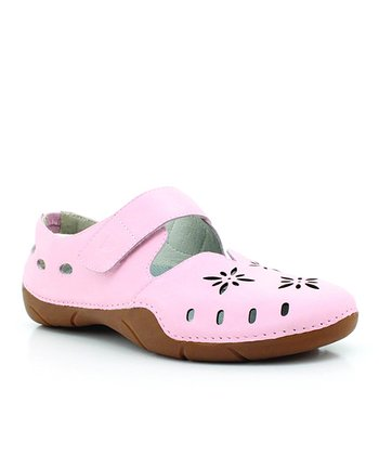 Pink Chickadee Shoe
