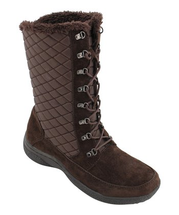 Brownie Alta Lace-Up Boot