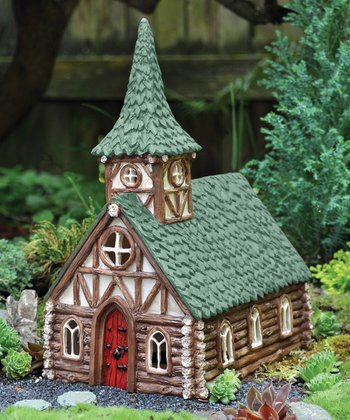 Miniature Woodland Church