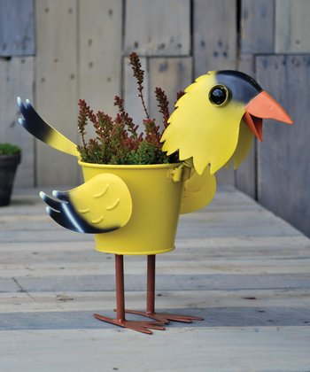 Goldfinch Planter