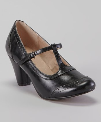 Black Molly Shoe