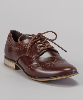 Brown Sterling Oxford