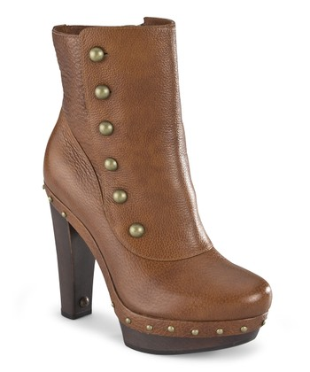 Chestnut Cosima Mid Boot