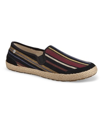 Black Stripe Delizah Slip-On Shoe