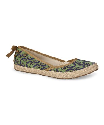 Mint Tea Indah Marrakech Slip-On Shoe