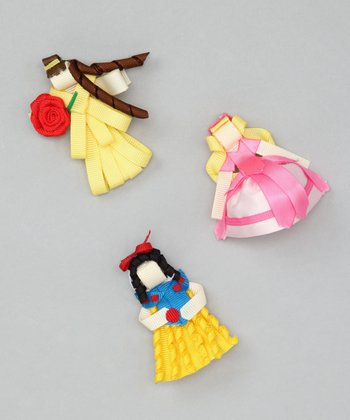 Beautiful Princess Clip Set