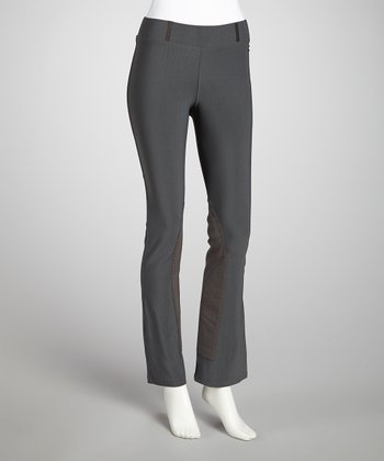 Smoke Bootcut Riding Pants  & Plus - Women & Plus