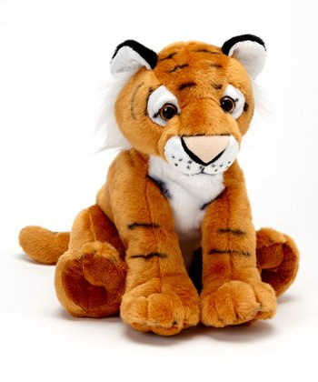 Wild Onez Tiger Plush Toy & Walking Stick