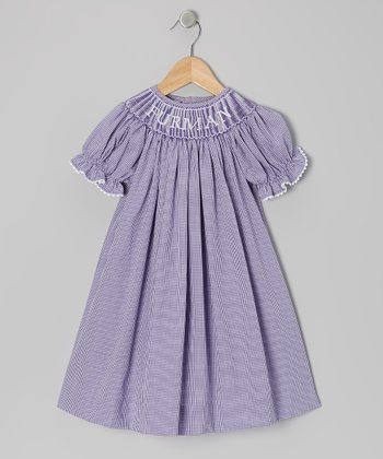 Blue Furman Bishop Dress - Infant, Toddler & Girls