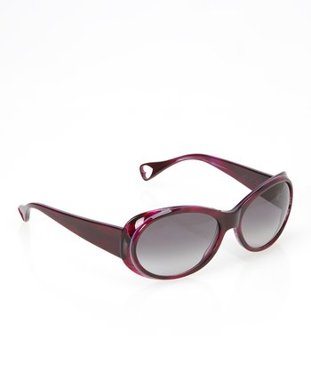 Rose Naughty & Nice Sunglasses
