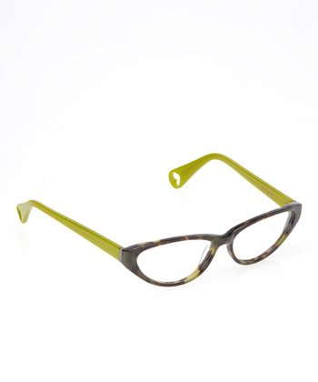 Betsey Johnson Espresso Betsey Era Eyeglasses