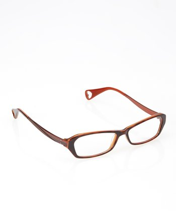 Espresso Shining Star Eyeglasses