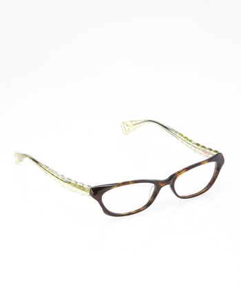 Espresso Gone Gingham Eyeglasses