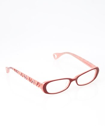 Betsey Johnson Rose Untamed Eyeglasses